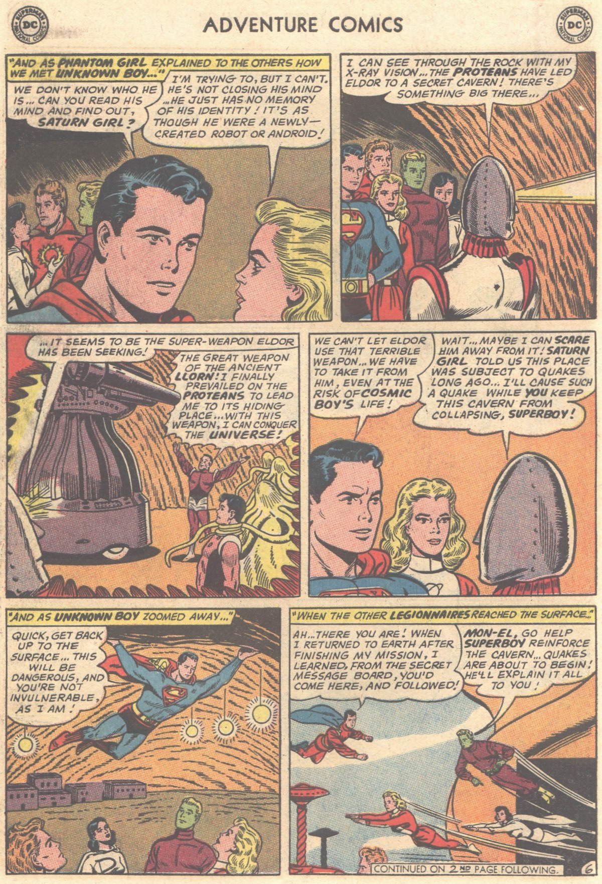 Read online Adventure Comics (1938) comic -  Issue #334 - 18