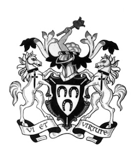 Crest of the Worshipful Company of Farriers