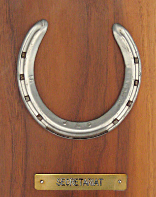 Secretariat Horse Shoe For Sale
