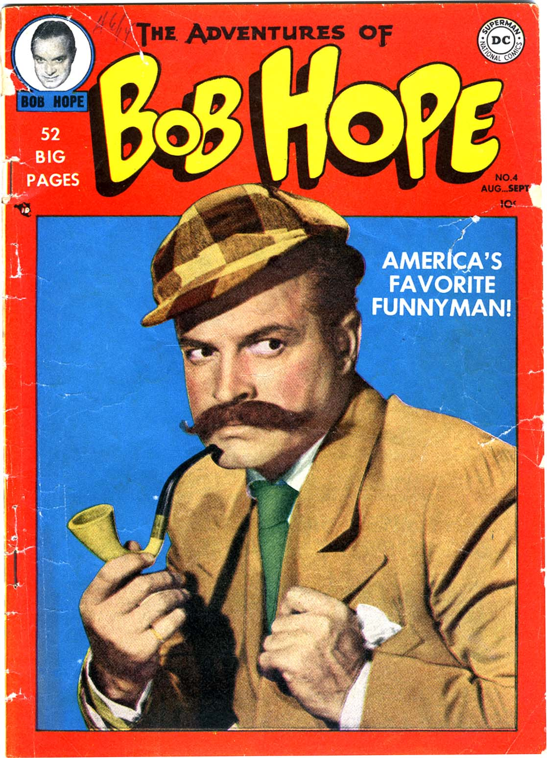 The Adventures of Bob Hope issue 4 - Page 1