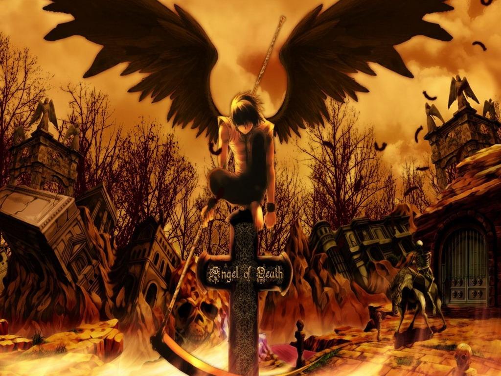 el_angel_de_la_muerte El Angel De La Muerte