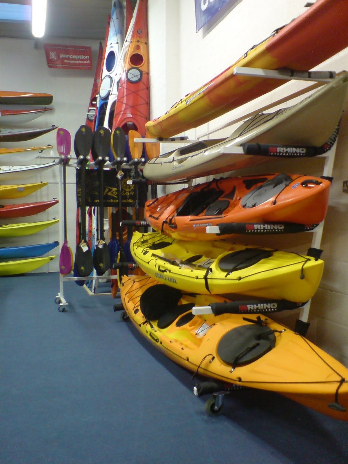 As Watersports Canoe And Kayak Specialists Exeter Devon New