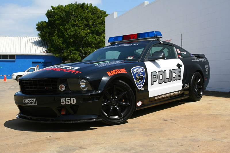 Crown Auto Sales >> CAR+MONEY+ACT=(CARMANIAC): SALEEN MUSTANG EXTREME as DECEPTICON POLICE CAR IN TRANSFORMERS