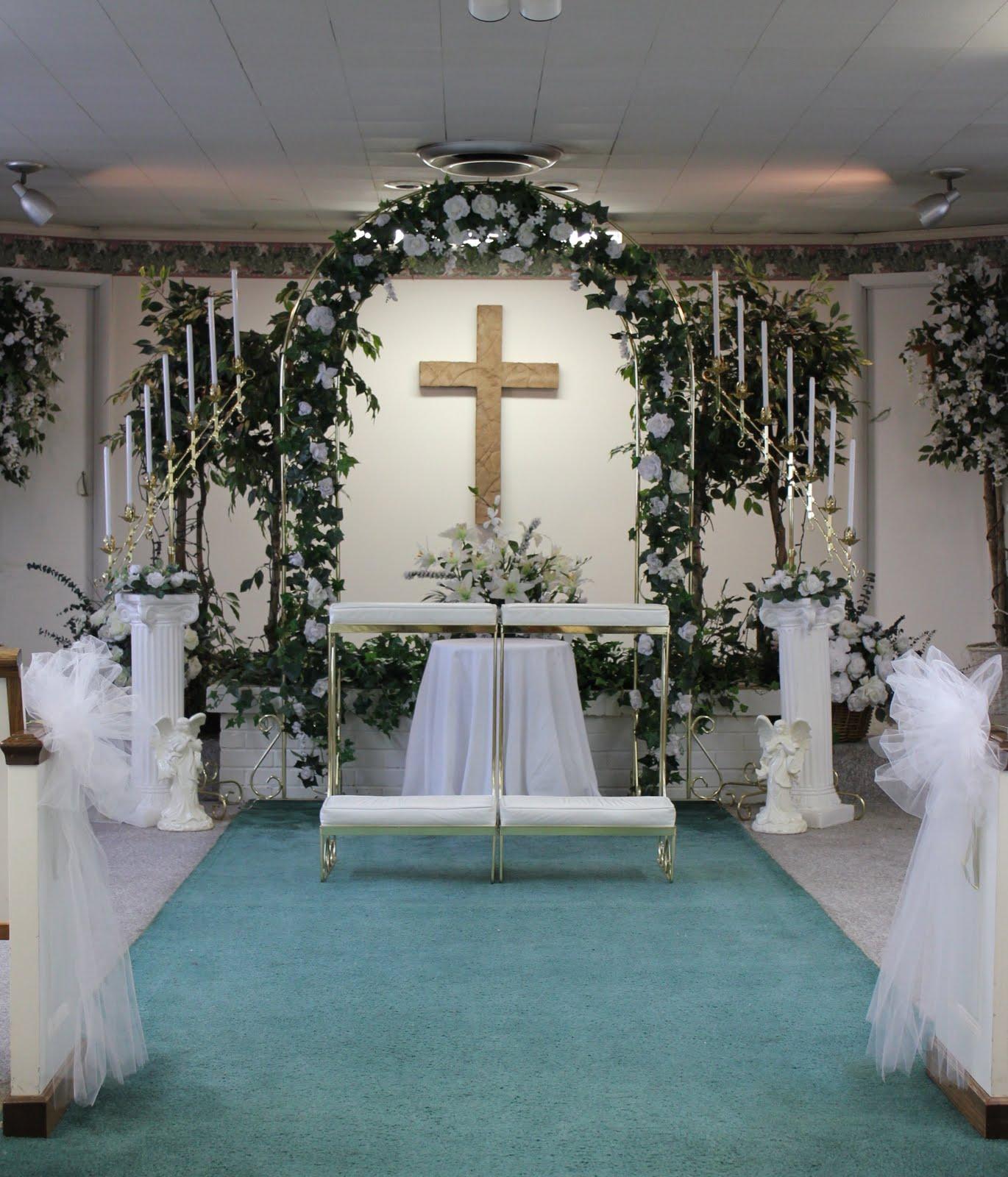 Wedding Chapel: The Wedding Chapel