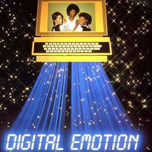"#462. Digital Emotion ""Go go yellow screen"", 1983"