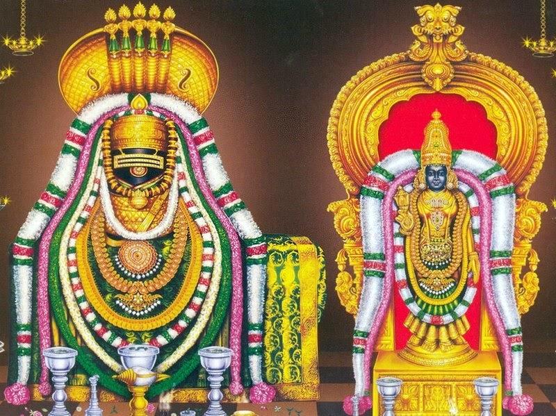 Shiva Lingam Hd Wallpapers Annamalaiyar Abithakuchalambal Om Namasivaya