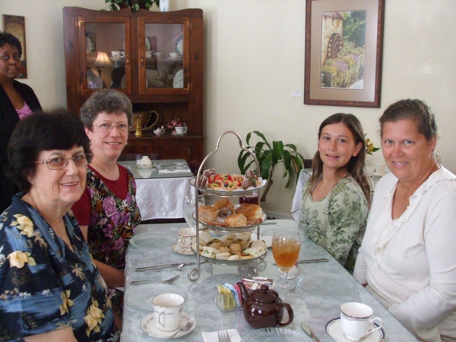 Tea Room In Frederick Maryland