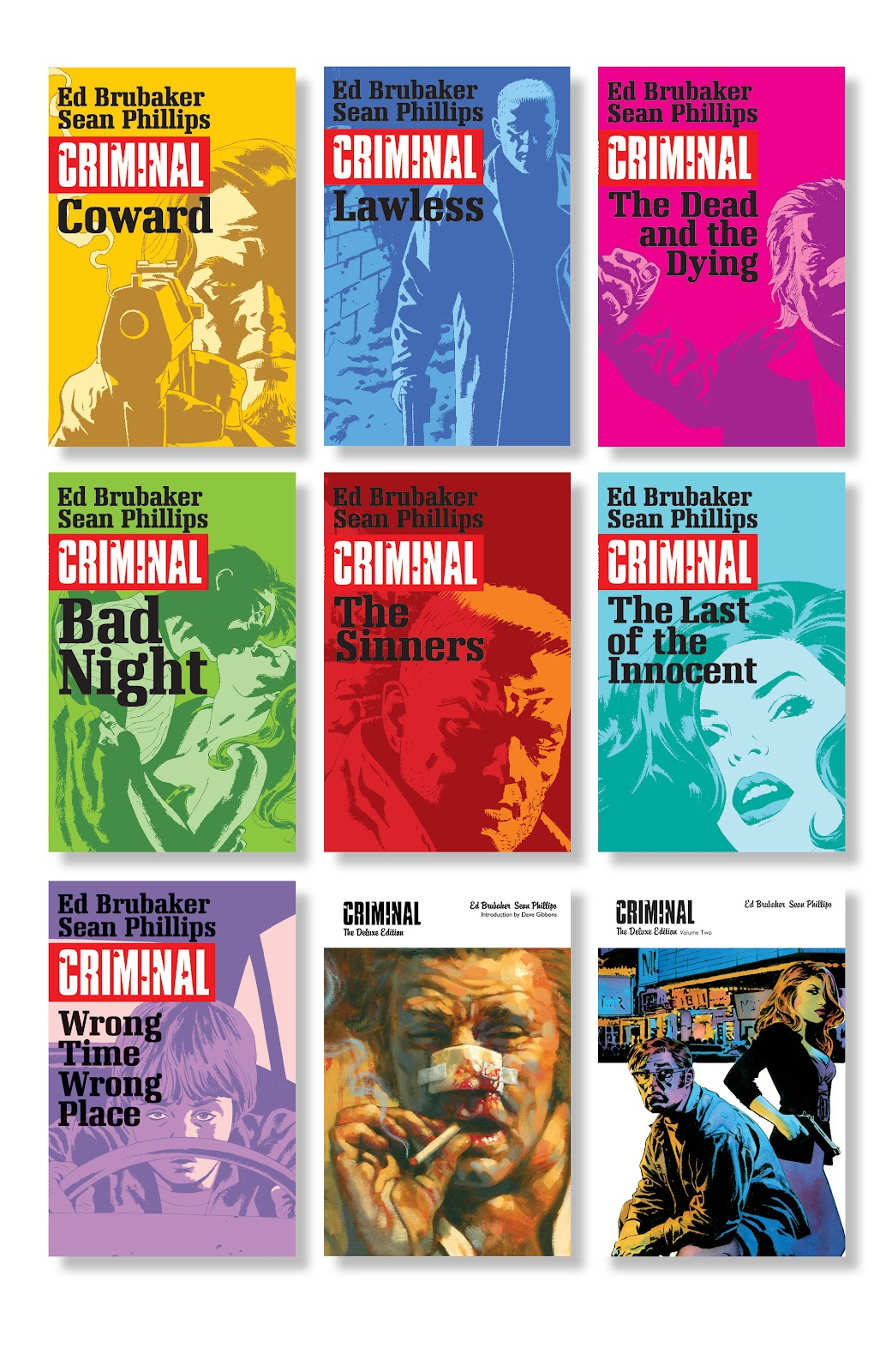 Read online Criminal (2019) comic -  Issue #10 - 35