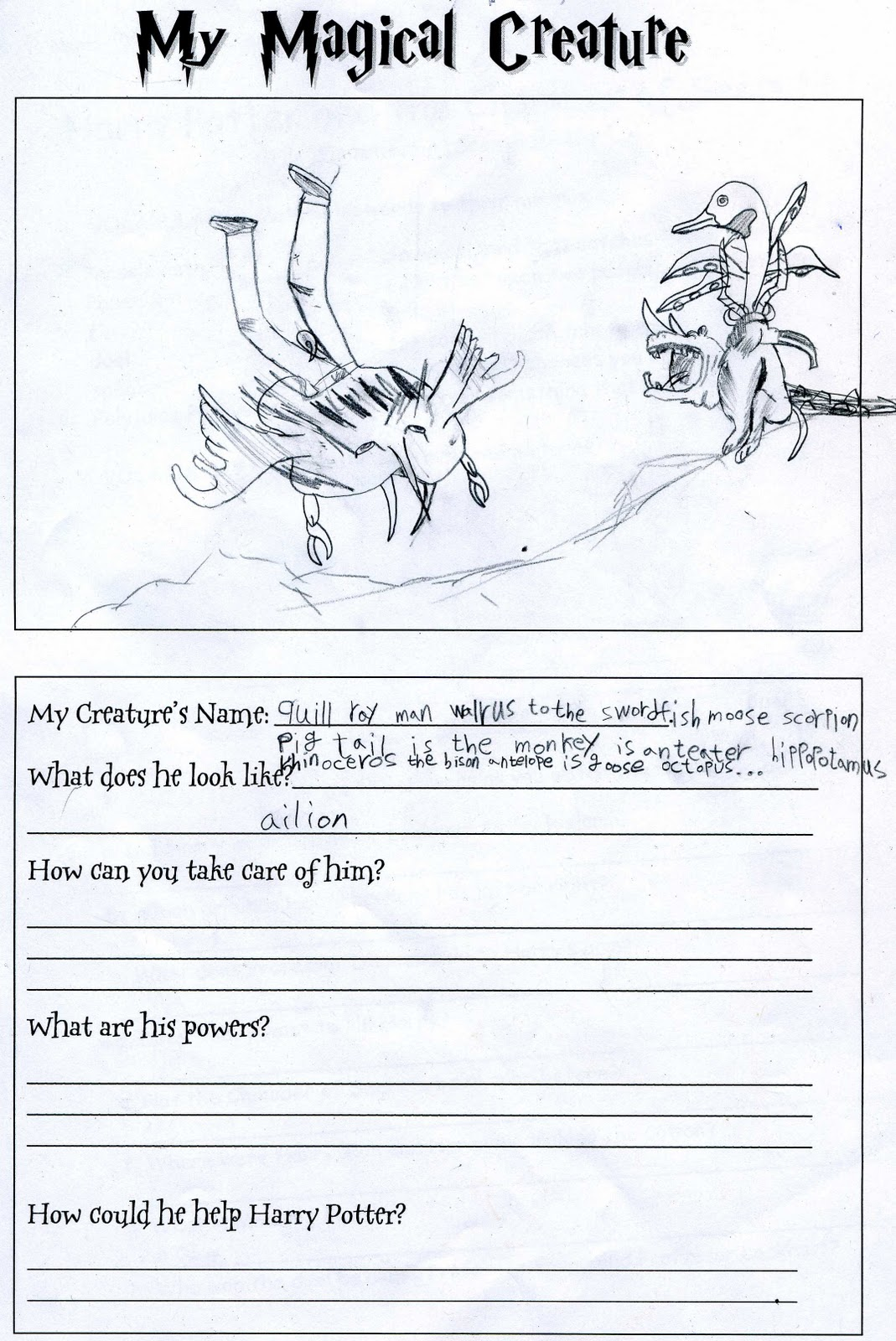 Worksheet Harry Potter Worksheets Worksheet Fun Worksheet Study Site