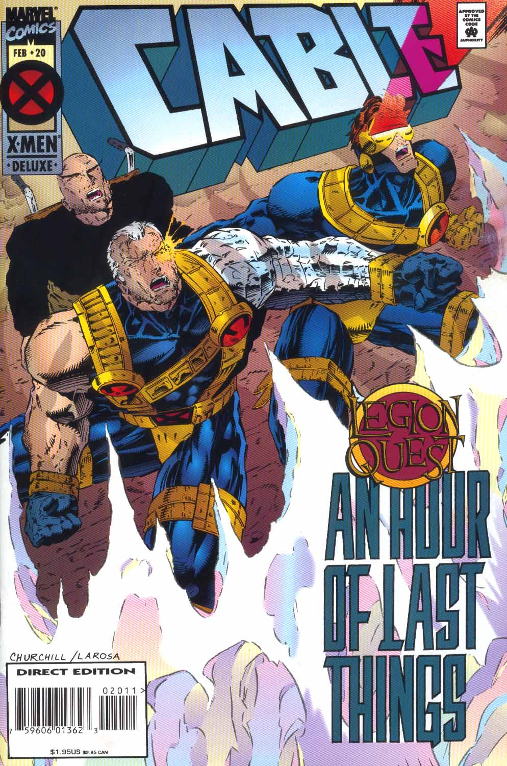 Cable (1993) 20 Page 1