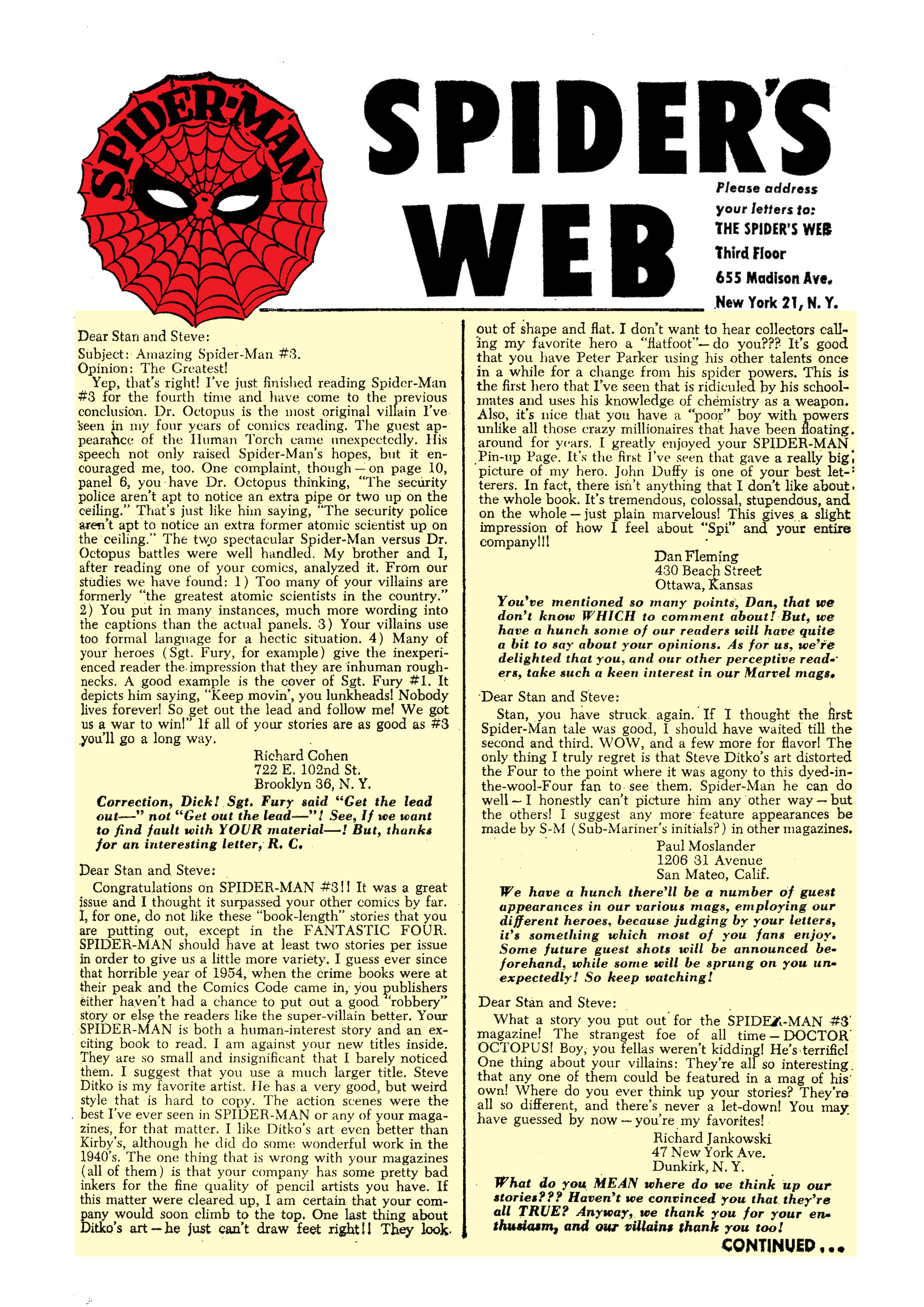 The Amazing Spider-Man (1963) 5 Page 22