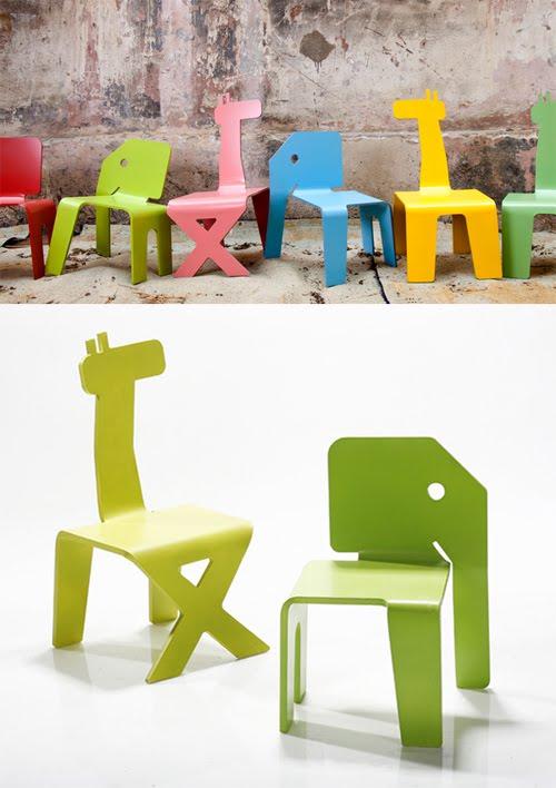 design complementi d 39 arredo simpatiche sedie per bambini