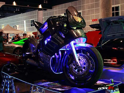 New Motorcycle, Custom & modification, Review and Specs: Suzuki GSX