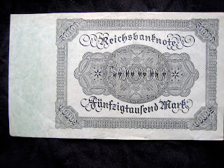 fünftausend mark reichsbanknote