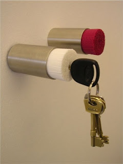 Safe Key-Ping key holder