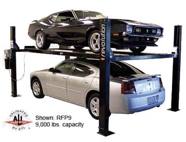 Garage Car Lift Cost