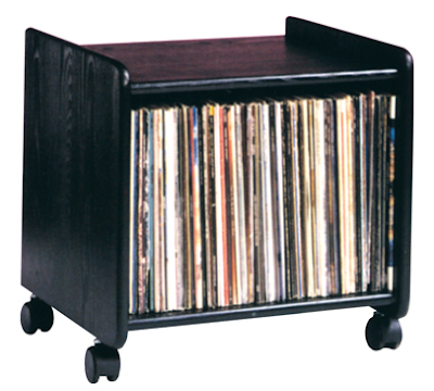 record album storage