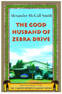 book cover, The Good Husband of Zebra Drive