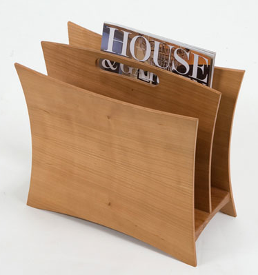 Jeris Organizing & Decluttering News: Magazine Racks ...