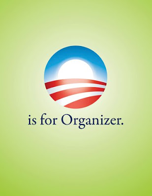 Poster: O is for Organizer