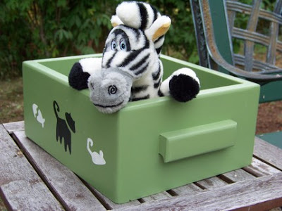 cat toy box