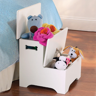 pet steps storage