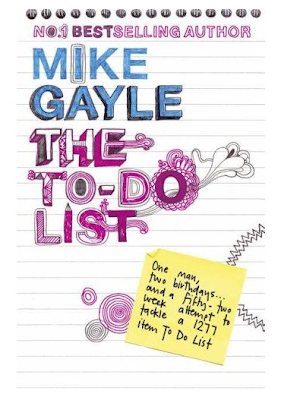 book cover, the To-Do List