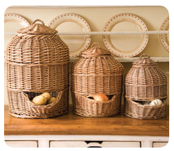 Beautiful Photos Of Onion Potato Storage Baskets