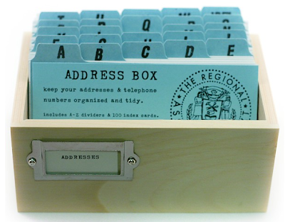 address box