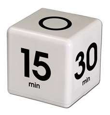 cube-shaped timer