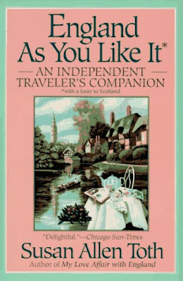 book cover - England As You Like It