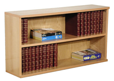 window bookcase, short