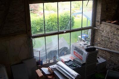Renovation D Une Grange En Habitation Juillet 2009 Demontage De La