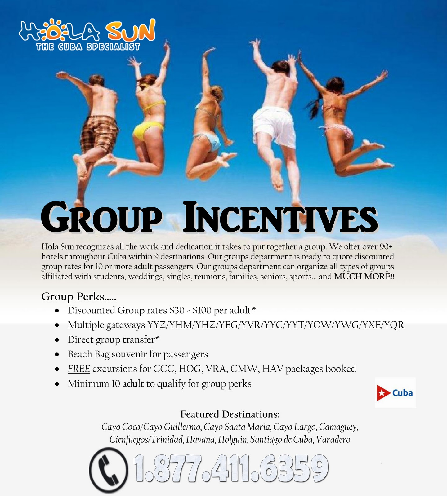First Incentive Group 116