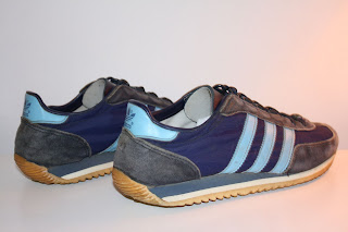 my vintage sneakers: Adidas Achille (80's)