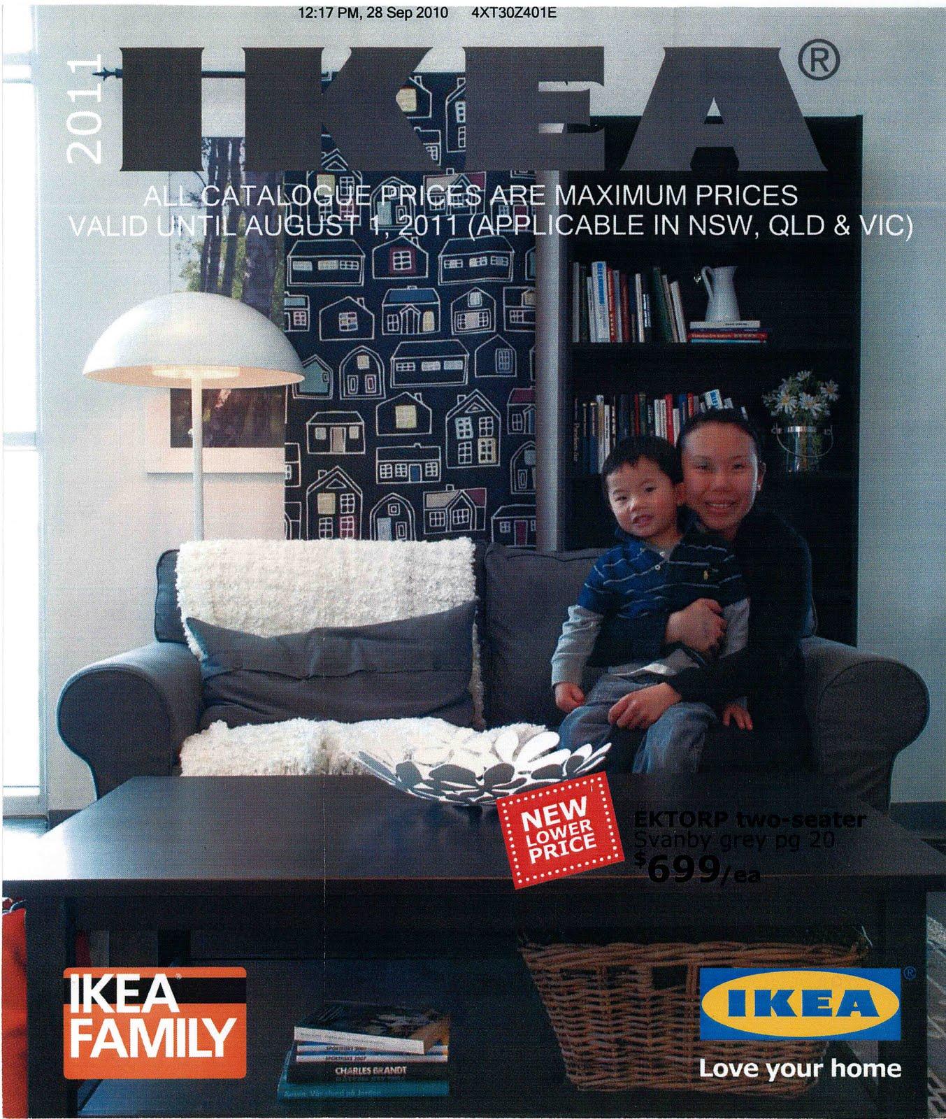 ABSOLUTE RYAN: Ikea magazine front page...... - photo#9