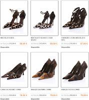zapatos salones