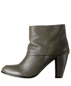 botines grises mujer