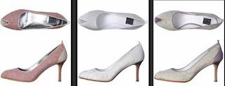 zapatos tacon chica