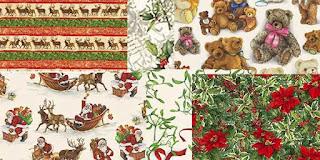 papeles navidad