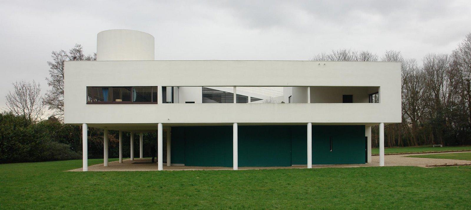 CaViCa Proyectos de Arquitectura Maison Savoye 192830