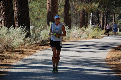 Angeles Crest 100 Race Report by Ashley Nordell