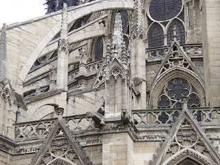 The Incorporation Of These Large Windows Would Further Weaken Stability Walls However Strength Flying Buttresses Solved Such Issues