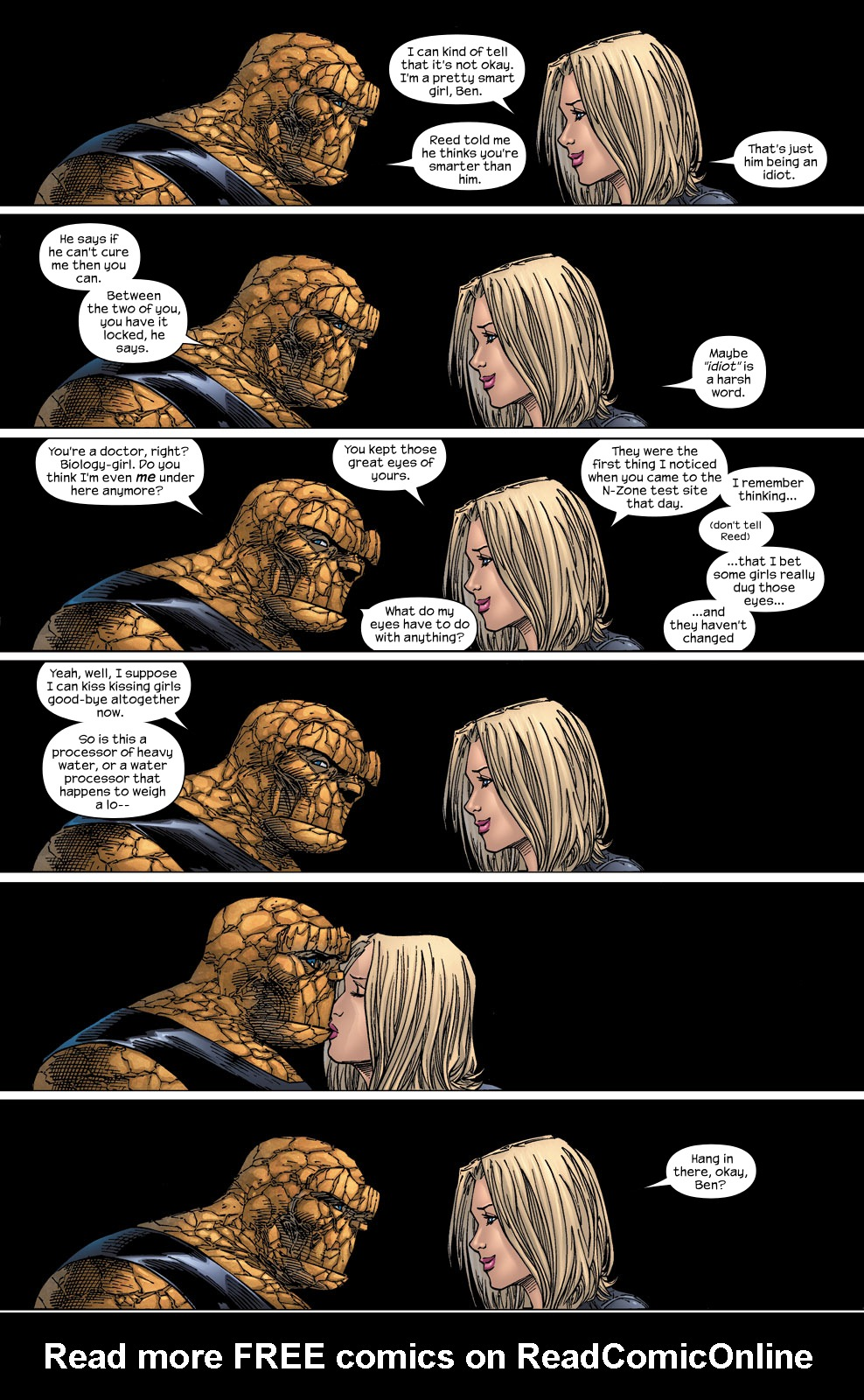 Read online Ultimate Fantastic Four (2004) comic -  Issue #59 - 15