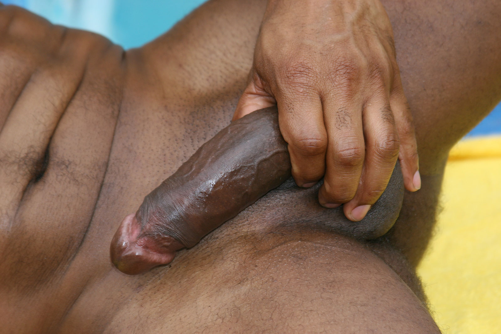 Gay Uncut Black Dick