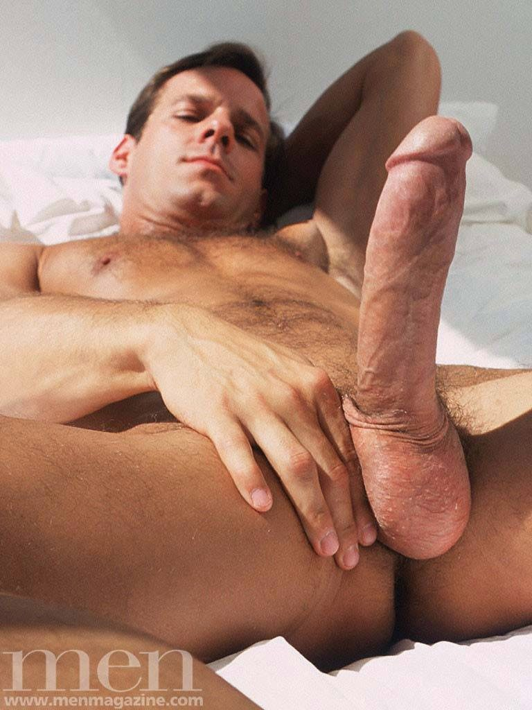 Huge flaccid black dick