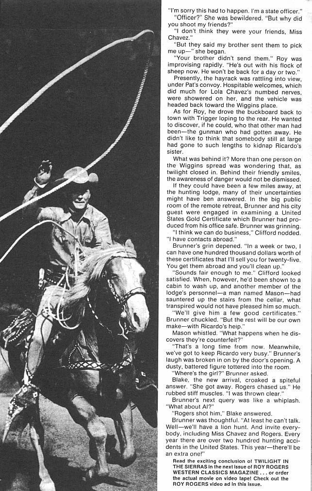 Read online Roy Rogers comic -  Issue #3 - 47