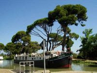 Luxury French Hotel Barge EMMA cruises canal du midi South of France - ParadiseConnections.com