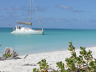 Crewed Caribbean Charter Catamaran ALEXIS - Contact ParadiseConnections.com