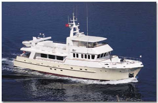 Charter motor yacht Tivoli in New England this summer with ParadiseConnections.com